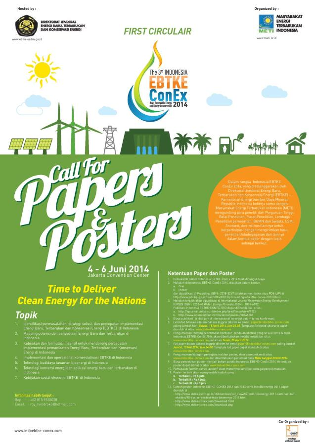 Poster Call Papers & Posters EBTKE ConEx 2014-page-001